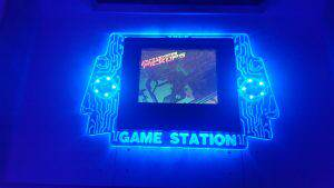 Lasertag Gamestation