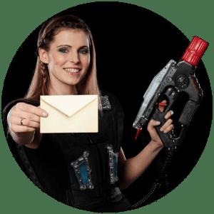 Lasertag Newsletter