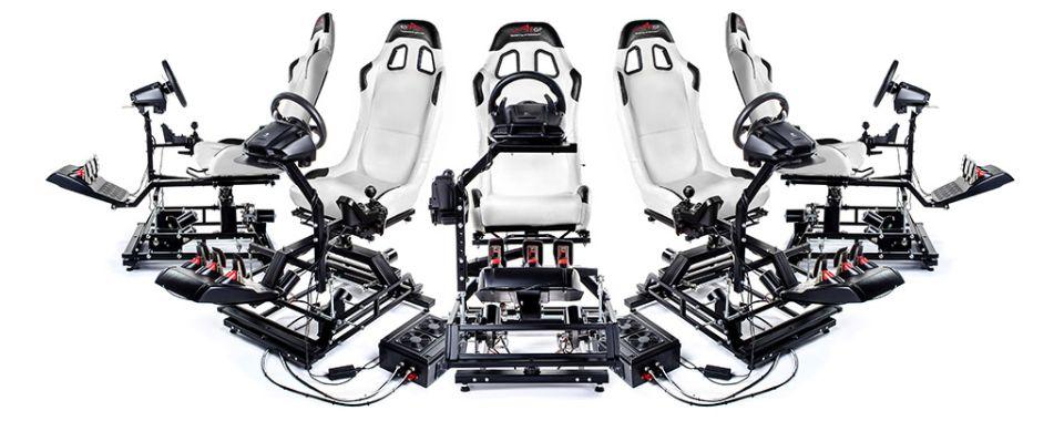 Virtual Reality Motion Seat Platform