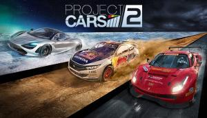 Project Cars 2 Virtual Reality