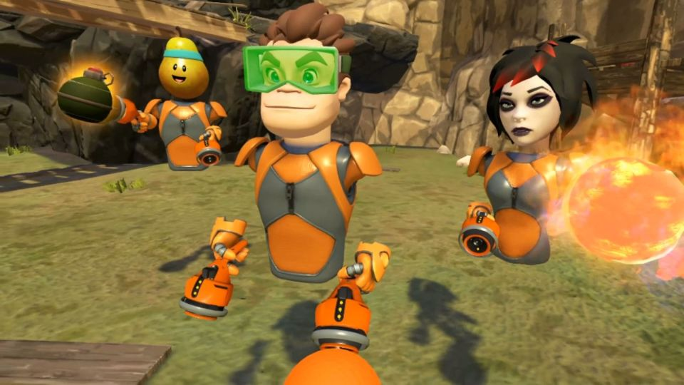 13.1.18 Virtual Reality Turnier
