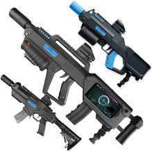 Battlerifle Lasertag Pro
