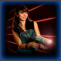 Laserventure Lasertag Equipment