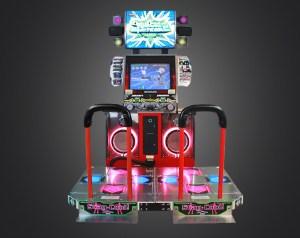 Dance Dance Revolution Arcade