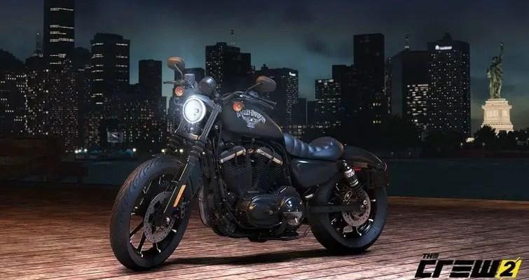 The Crew 2 Bikes Harley Davidson