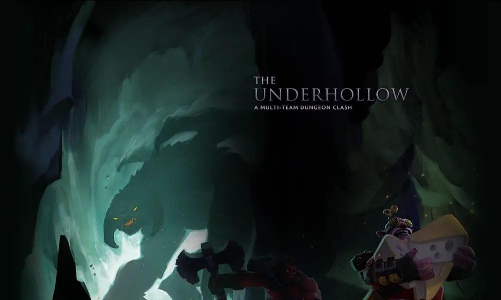 The Underhollow - Dota 2 International 2018 Battle Pass