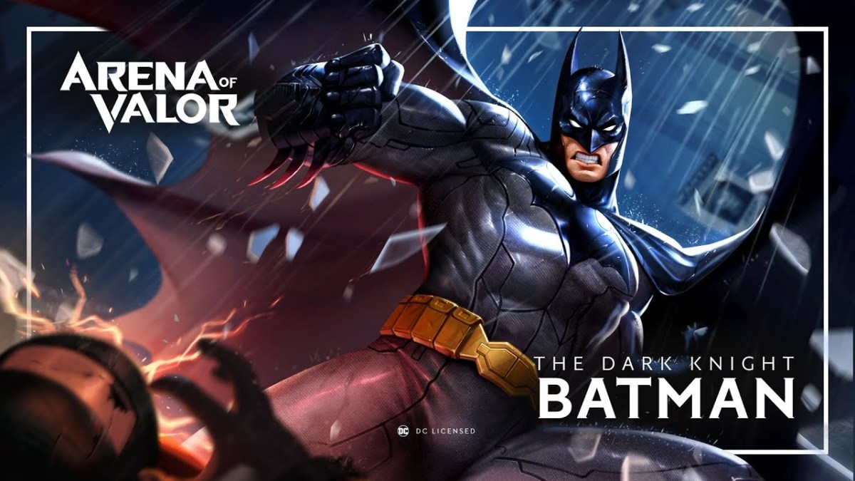 Arena of Valor - Batman