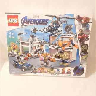 LEGO 76131 Avengers-Hauptquartier