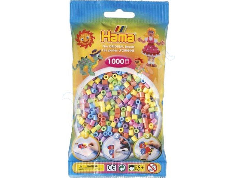 Hama 2051 Bugelperlen Dose Ca 4000 Perlen Und Zubehor 4556