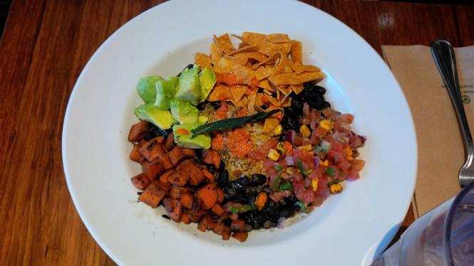 Veggie-Grill-Lunch