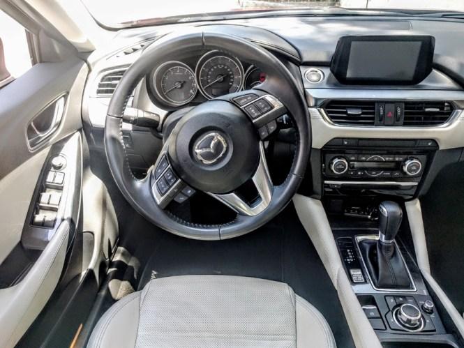 Mazda-wheel