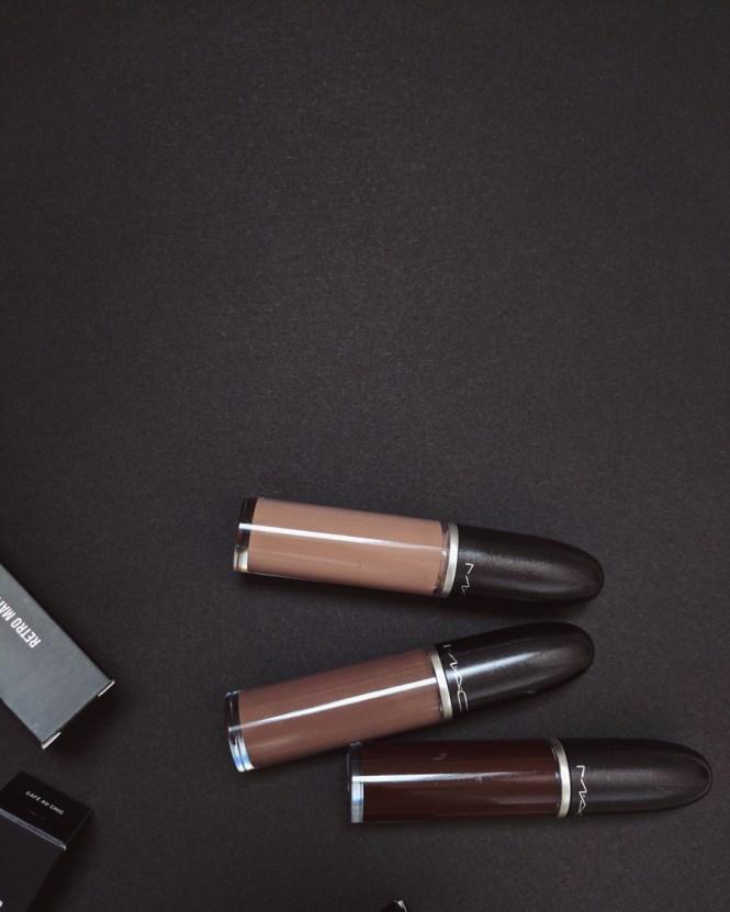 MAC Retro Matte Liquid Lipsticks
