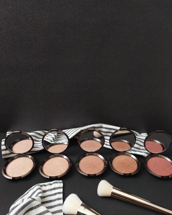 BECCA Cosmetics Sunlit Bronzer Collection