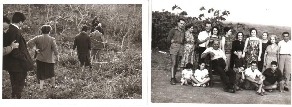 immagine di famiglia Paparo a Bronte