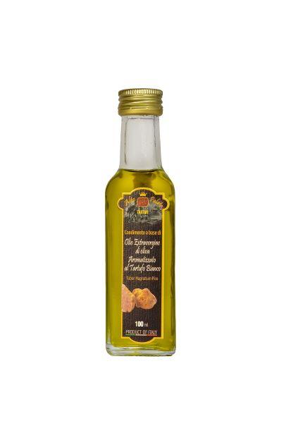 olio al tartufo bianco aromatizzato