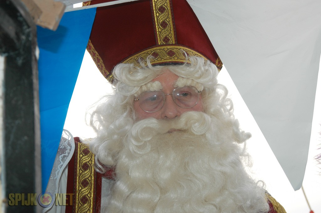 Intocht Sint 2004
