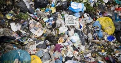 inzamelen afval