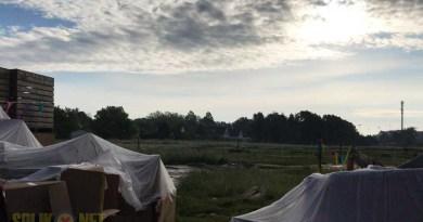 nacht zonder dak