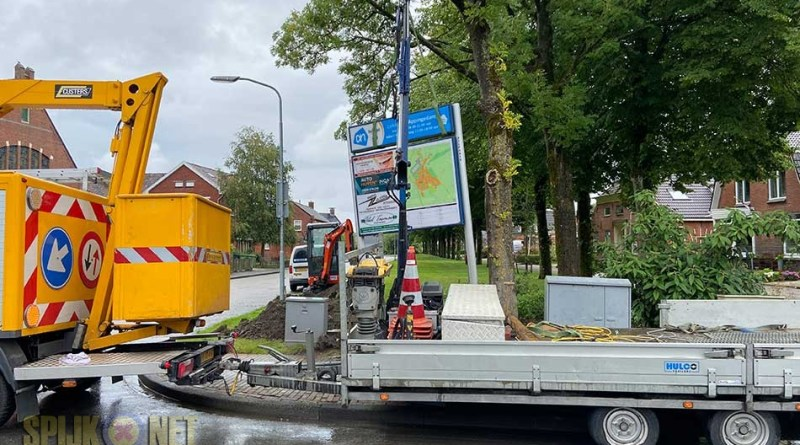 project groenstrook havenweg nesweg