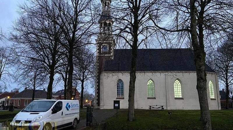 Restauratie kerk gestart
