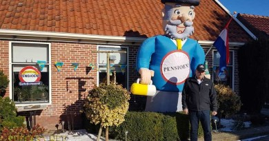pensioen klaas hofstee