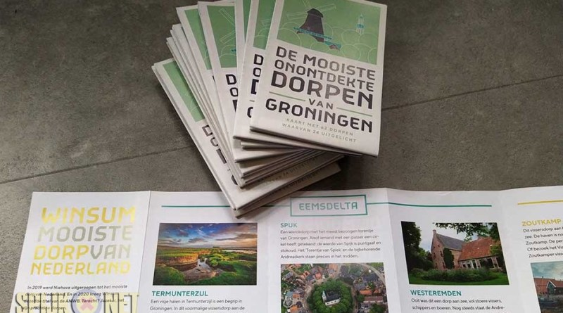 mooi dorp provincie Groningen