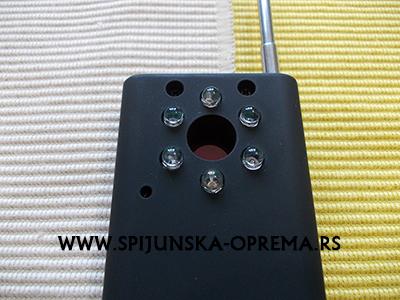 Detektor za kamere i prisluškivače