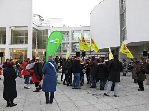 One Billion Rising Ulm