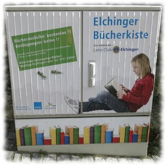 Bücherkiste Elchingen