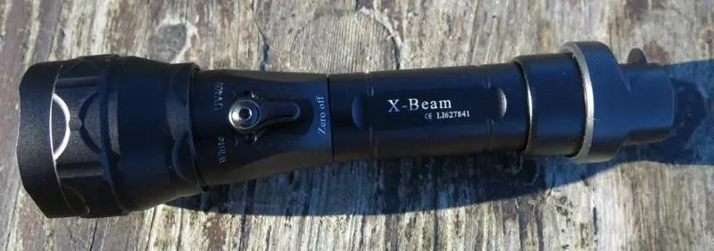 Umschalter Wolf Eyes X-Beam