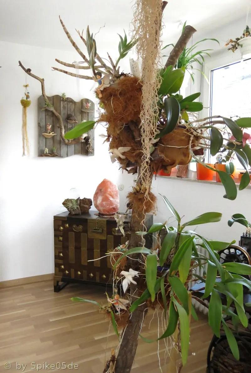 Orchideenbaum Flower Fairy Wand