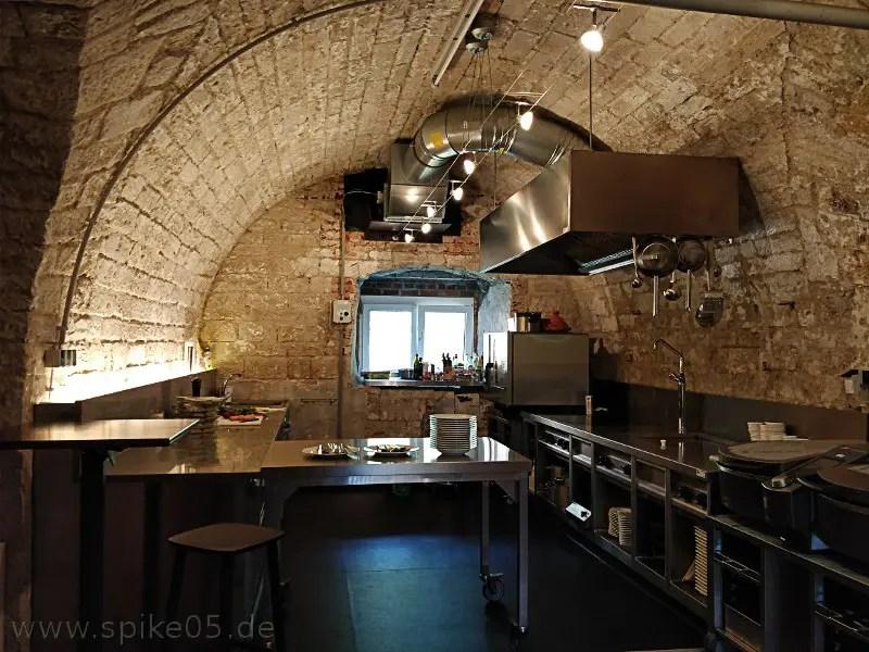 The Kitchen Kochraum