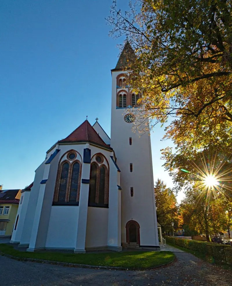 Kirche Sankt Maria Isny