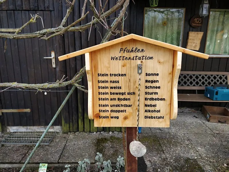 Pfuhler Wetterstation