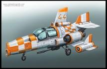 Spaceship 44