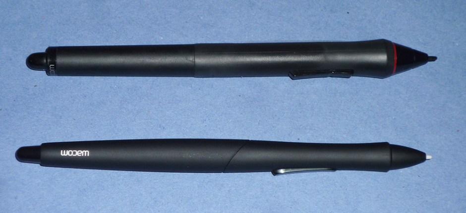 The Wacom Classic Pen