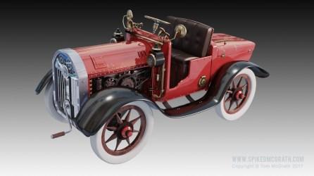 The Sultan's car