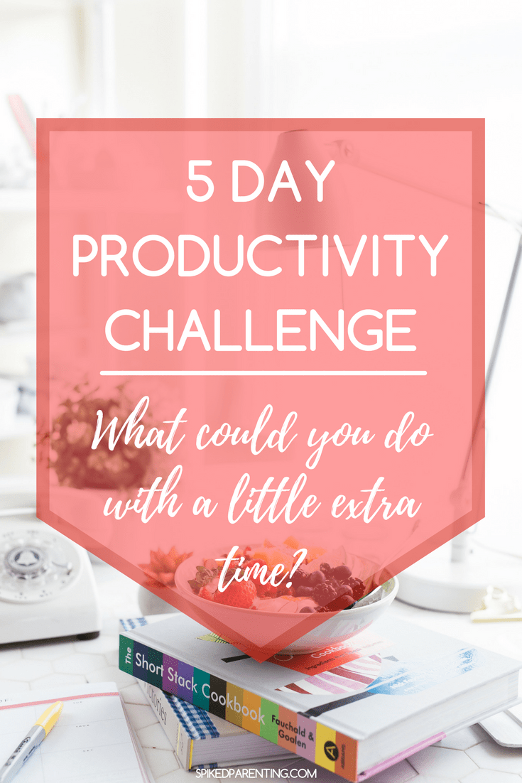 5-Day Productivity Challenge