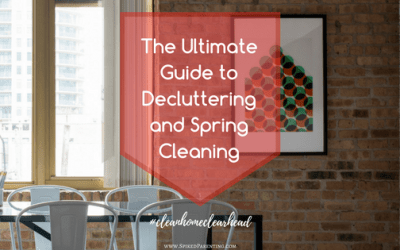Ultimate Guide to Spring Cleaning