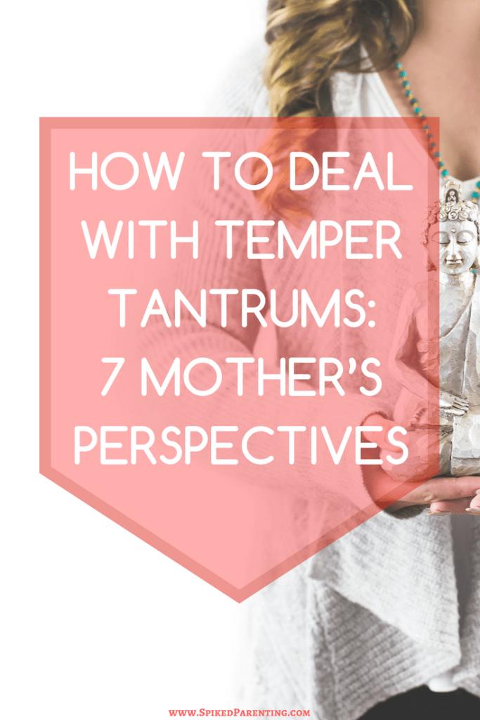 Parenting | Temper Tantrums | Preventing Tantrums | Dealing with Tantrums | Avoiding Tantrums | Toddlers | Toddler Emotions | Toddler Tantrums | Terrible Twos