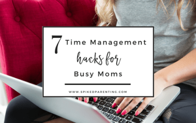 7 Time Management Hacks for Busy Moms