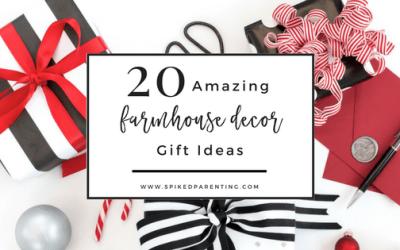 20 Amazing Farmhouse Decor Gift Ideas