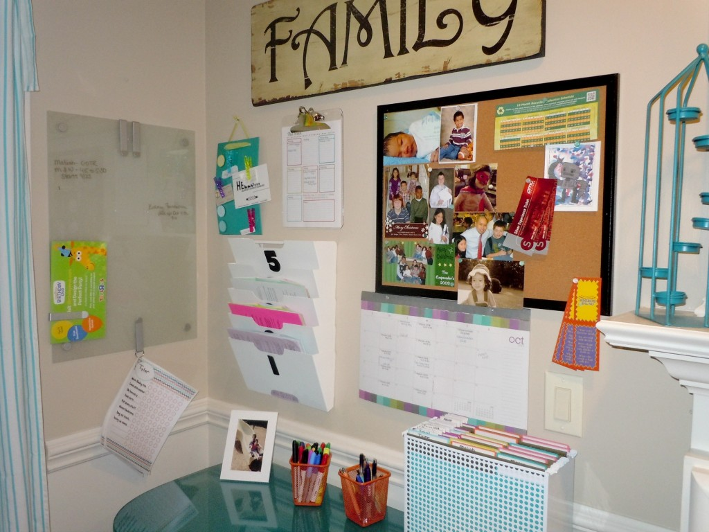 Functional Family Command Center