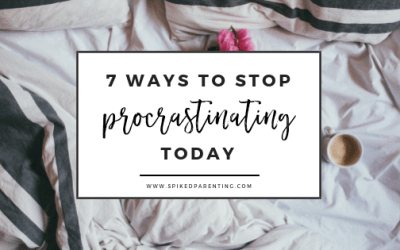 Procrastination: 7 Simple Tips to Stop Procrastinating in 2021