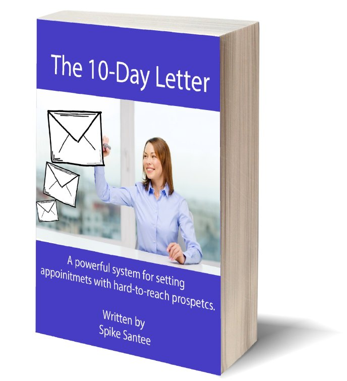 The 10-Day Letter eBook