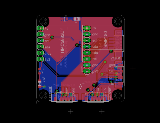 dual layer addon board