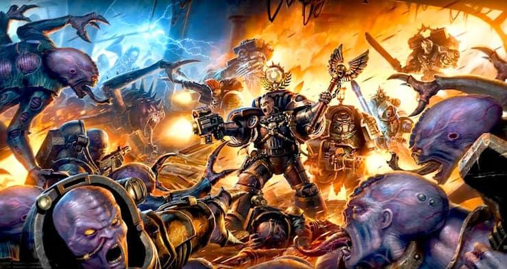 Deathwatch Overkill Teaser By GW Genestealer Cult