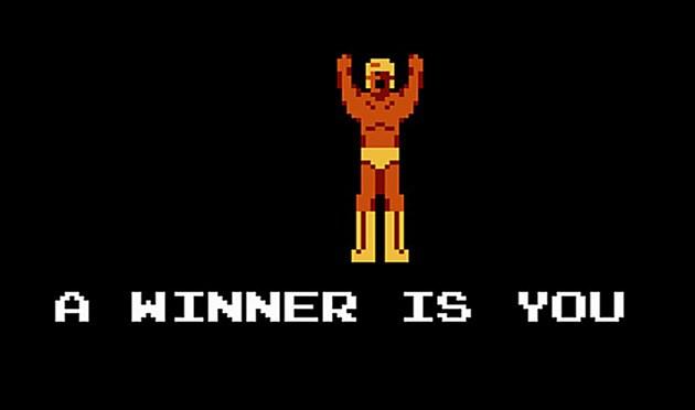 A winner is me