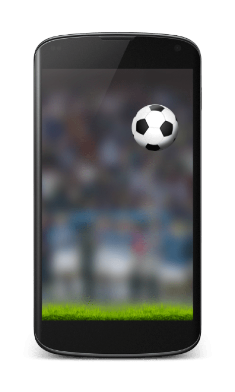 Super Kickups mobile game