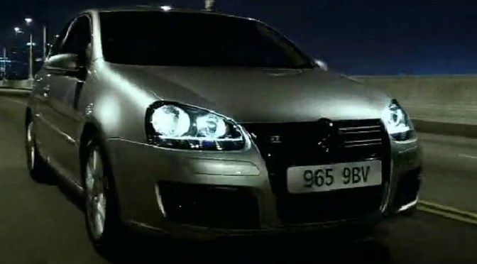 Golf Night-Driving